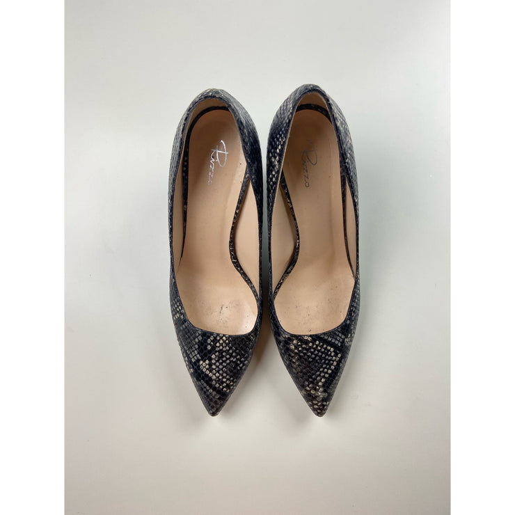 Animal Print Mid Heel Pumps by Rizzo
