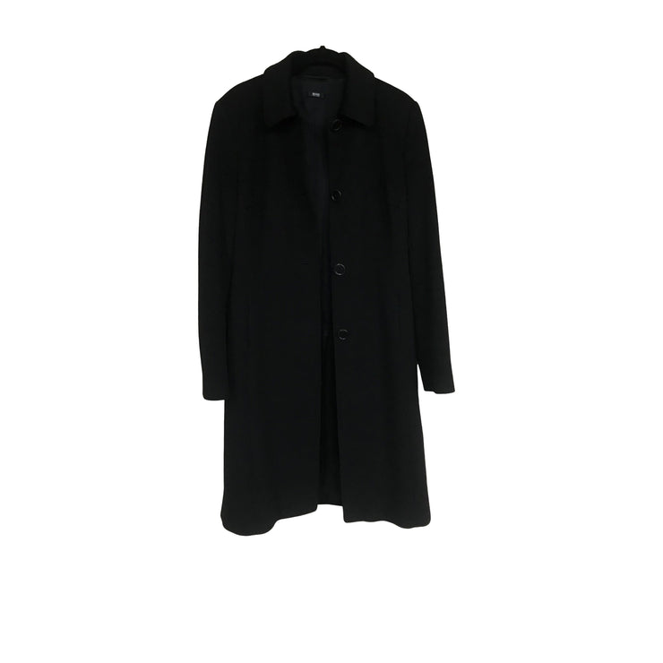 Black Coat by Hugo Boss