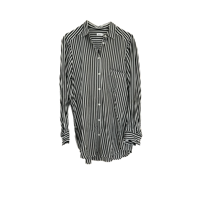 Black and White Striped Shirt by Filippa K