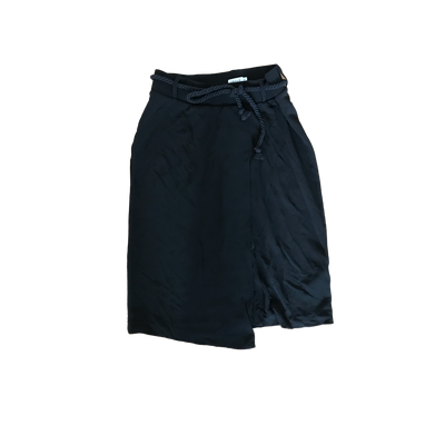 "Comfortable Skirt with ""Rope Belt"" by Filippa K"
