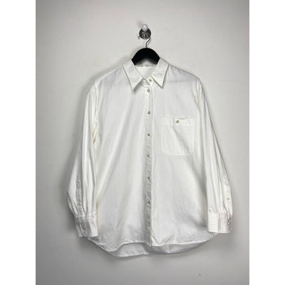 White Shirt by Uniqlo