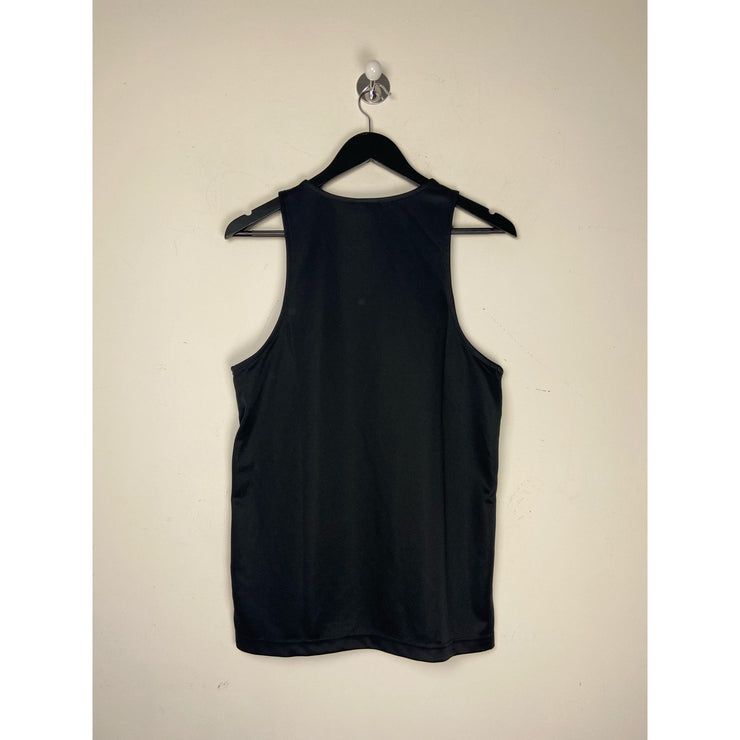 Black Tank Top Athletic by Reebok