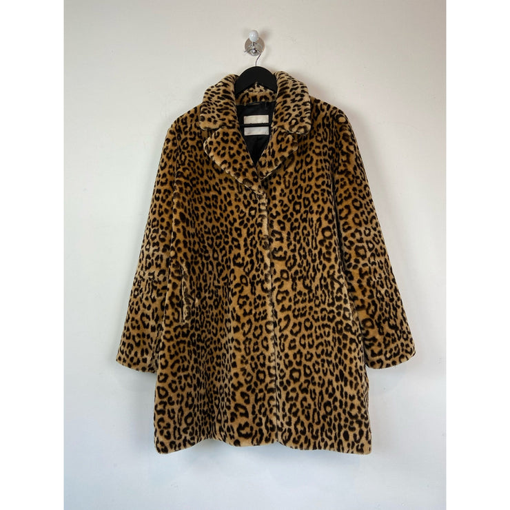 Leoprint Fake fur by STAND