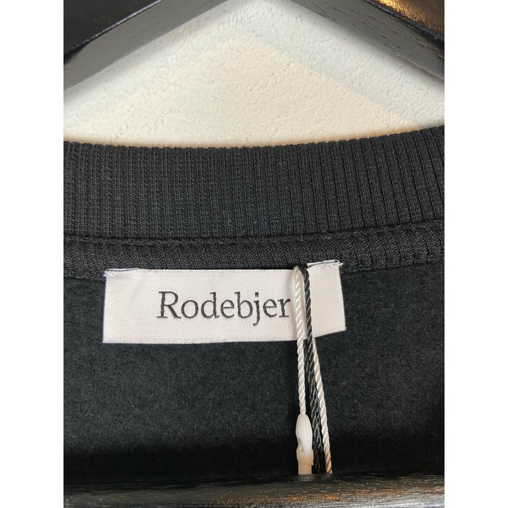 Black Knitwear 'Graciosa' by Rodebjer