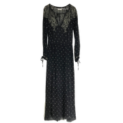 Navy Maxi Dress by Isabel Marant Etoile