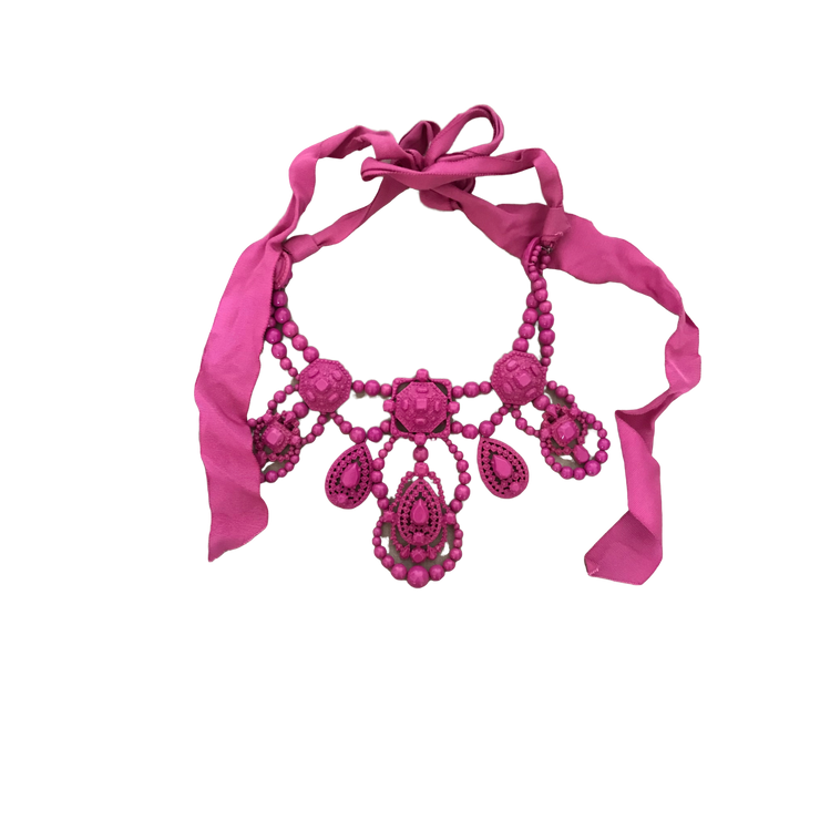 Pink Necklace H&M for Lanvin