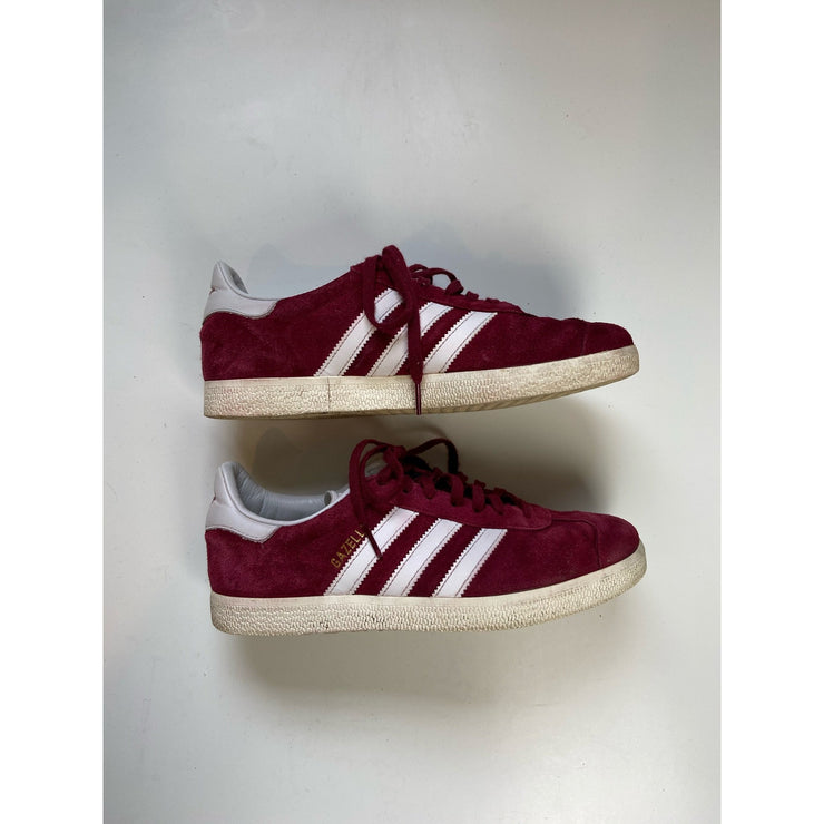 Red Court Sneakers by Adidas