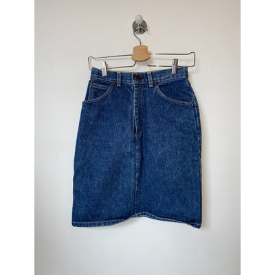 Blue Jeans Skirt by Levi's