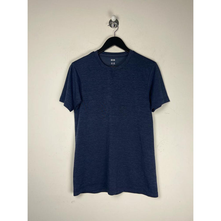 Dove Blue Shirts Athletic by Uniqlo