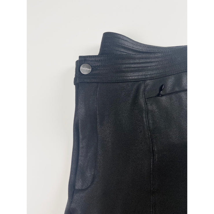 "Black Tapered Pants ""Vero"" by Rodebjer"
