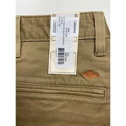 "Beige Chino Pants ""Alpha Khaki Skinny Tapered"" by Dockers"