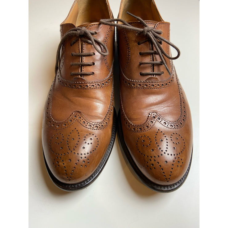 Brown Vintage Brogues