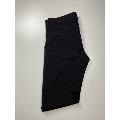 Black Regular Jeans by Levi's