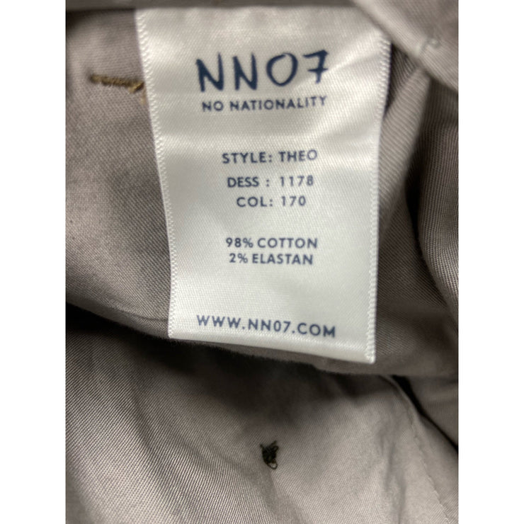 "Beige Tapered Pants ""Theo"" by NN07"
