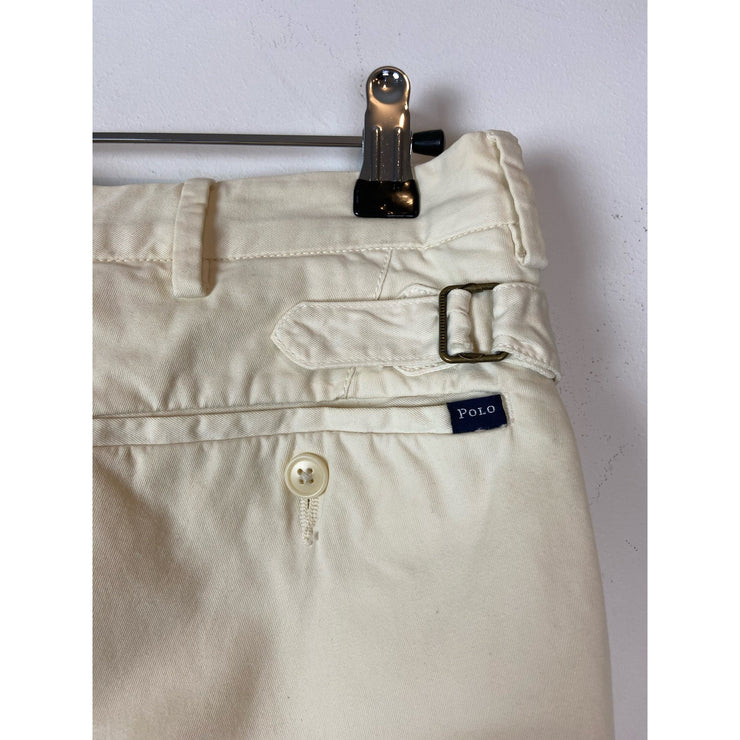 Off-white Chinos by Polo Ralph Lauren