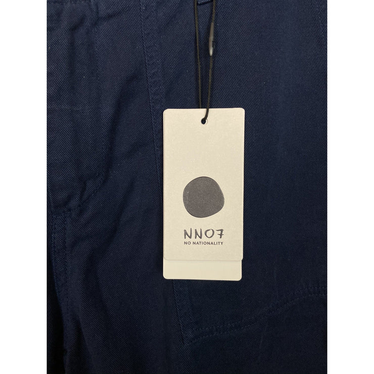 "Blue Casual ""Antonello"" Shorts by NN07"