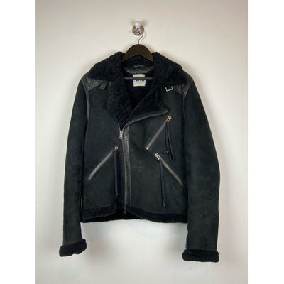 Black Shearling by Acne