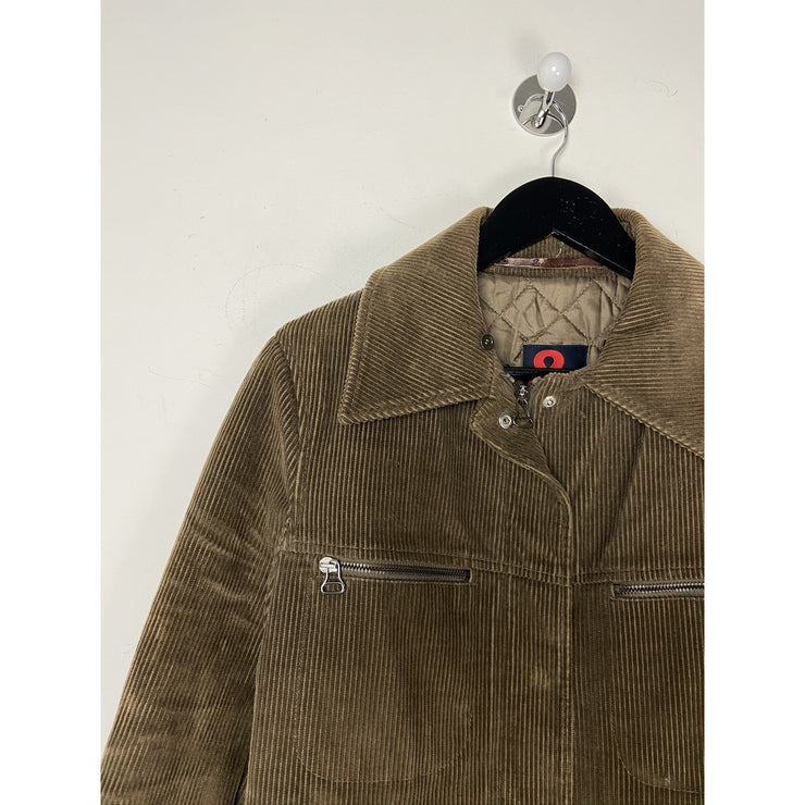 Brown Corduroy Jacket by Dolce & Gabbana