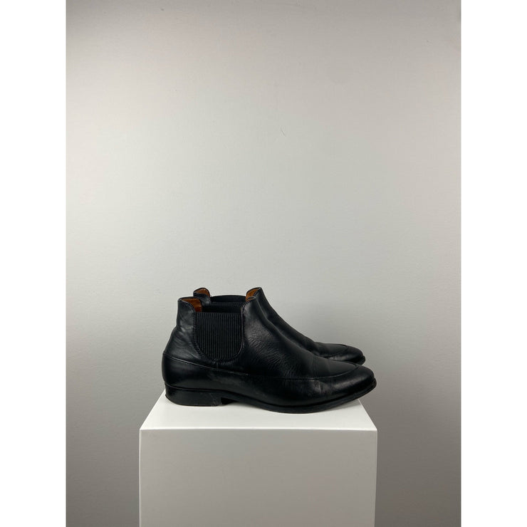 Black Ankle Boots by Rodebjer