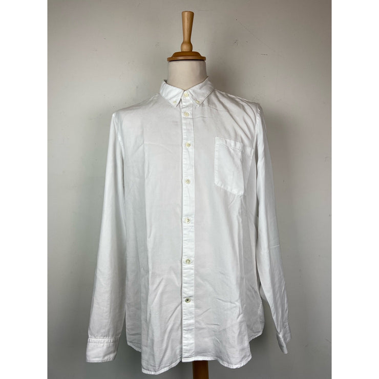 White Tencel Shirt by NN07