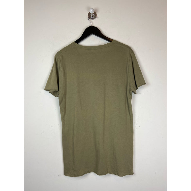 Army Green Shortsleeve T-shirt by Filippa K