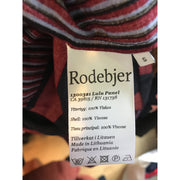 Boxy Patterned Dress by Rodebjer