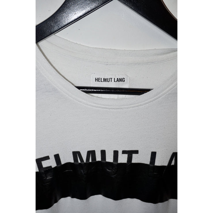 T-Shirt By Helmut Lang