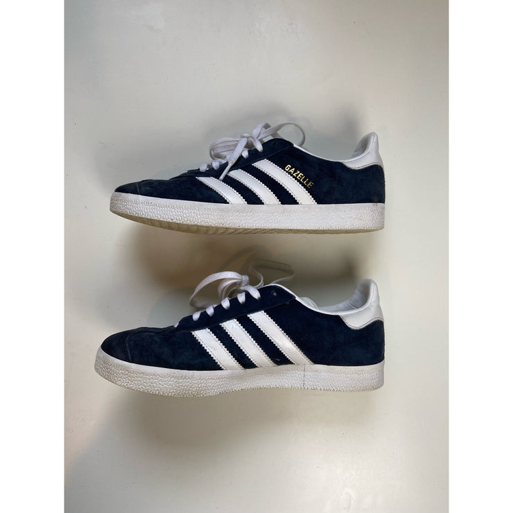 Blue Gazelle Court Sneakers by Adidas