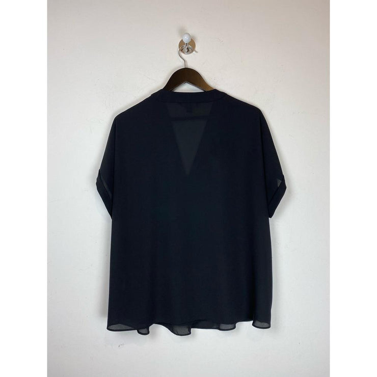 Black Blouse by Ralph Lauren
