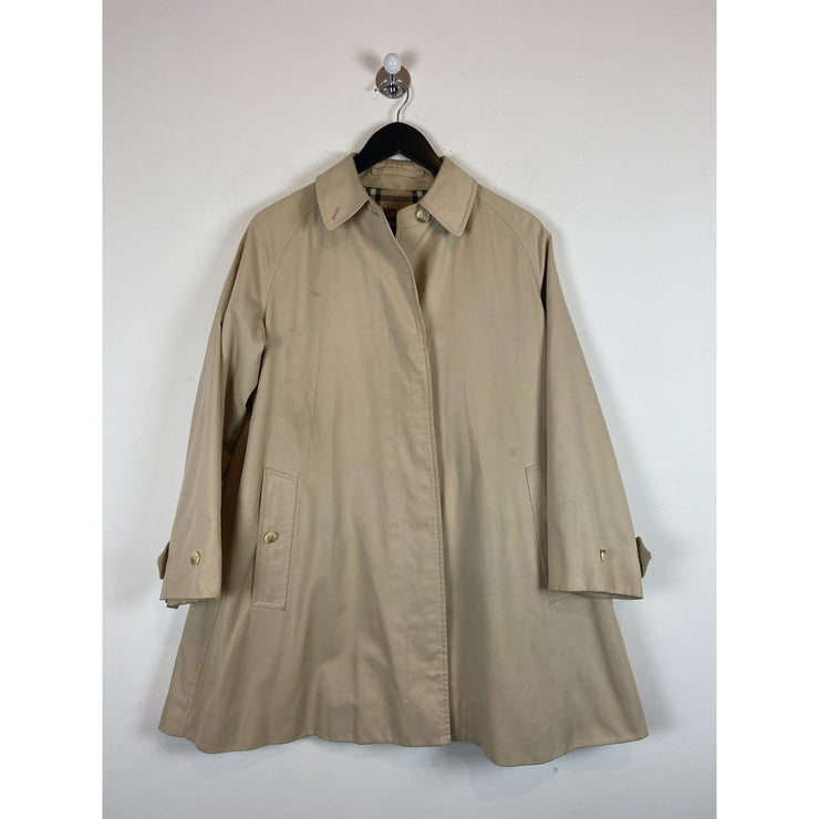 Beige Trench Coat by Burberry