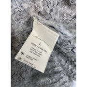 Grey Mohair Knitwear by American Vintage