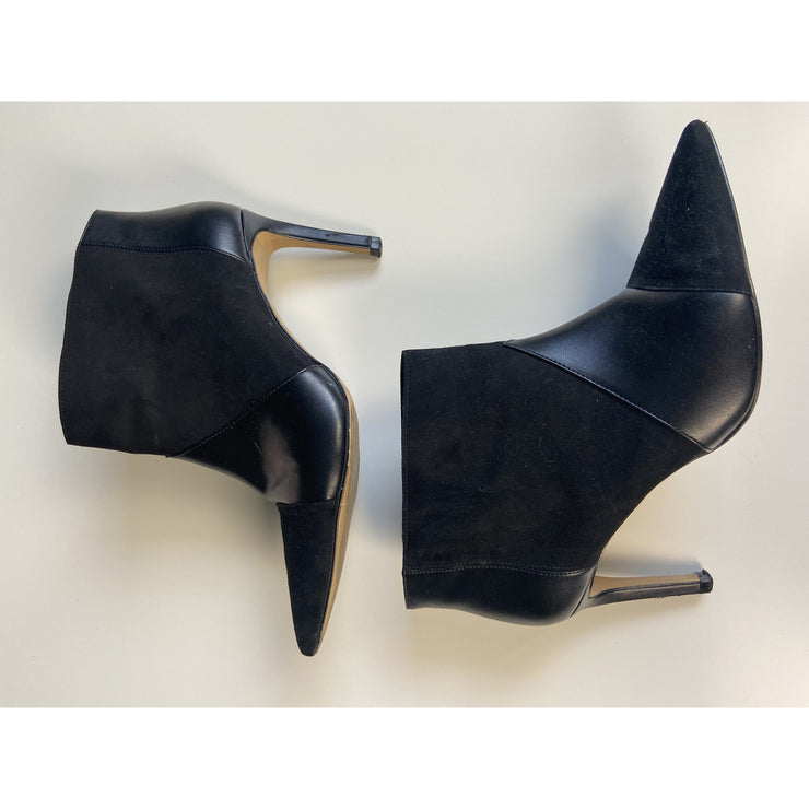 Black Ankle Boots by ZARA