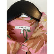 Floral Blouse by Ganni