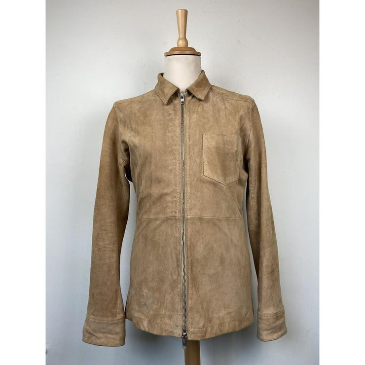 Suede Shirt by J Lindeberg