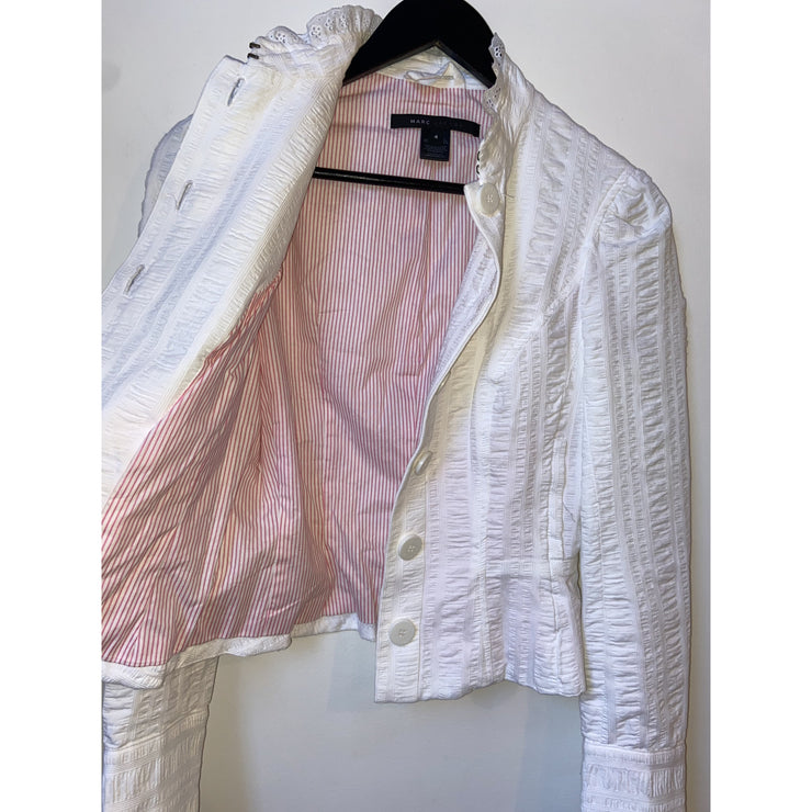 White Jacket by Marc Jacobs