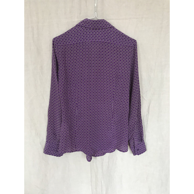 Patterned Silk Blouse by Weekend by Max Mara