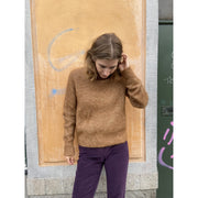 Brown Mohair Sweater by Arket