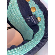 Turquoise Hat by Gant