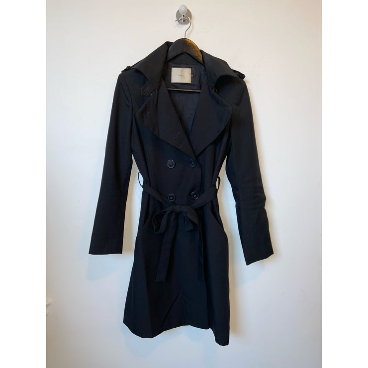 Black Trenchcoat by Mayla
