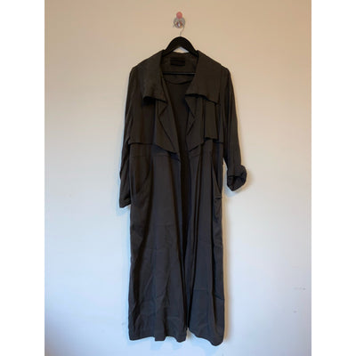 Black Trenchcoat by Minimarket