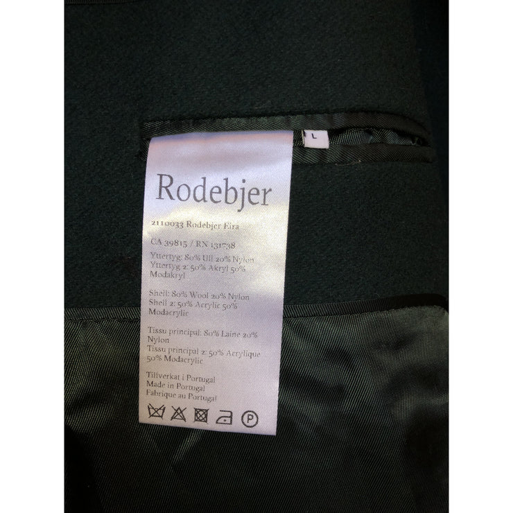 Eira Coat by Rodebjer