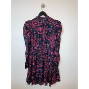 "Floral Mini-Dress ""Prissa Midnight"" by Ulla Johnson"