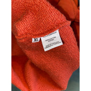 Deep Orange Cotton Knit by Ulla Johnson