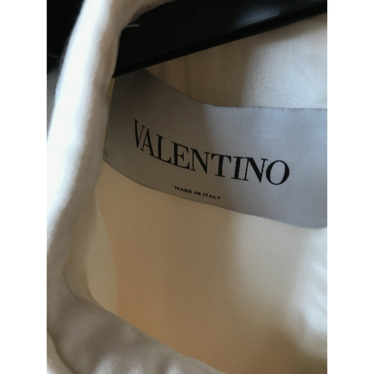 Block-colored Dress by Valentino