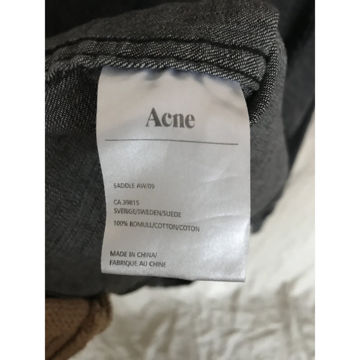 Grey Shirt by Acne