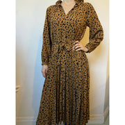 Leopard Midi Dress by &Other Stories