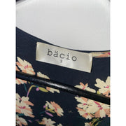 Floral Wrap Dress by Bäcio