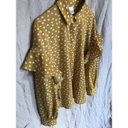 Yellow Dot Blouse by Selected Femme