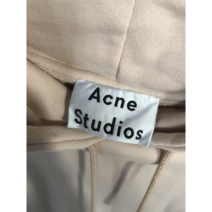 Oversized Sleeveless Hoodie by Acne