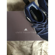 Navy Ultra Boost Sneakers by Stella McCartney x Adidas (with box)